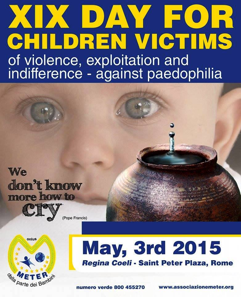 METER XIX DAY FOR CHILDREN VICTIMS